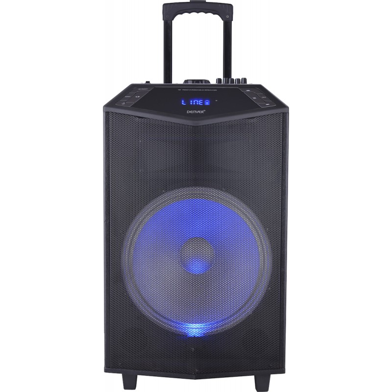 DENVER TSP-404 Φορητό Ηχείο Bluetooth 40W RMS