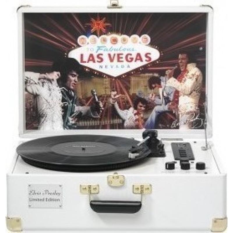 RICATECH EP1970 Elvis Presley Πικάπ με USB και SD card (07.279)