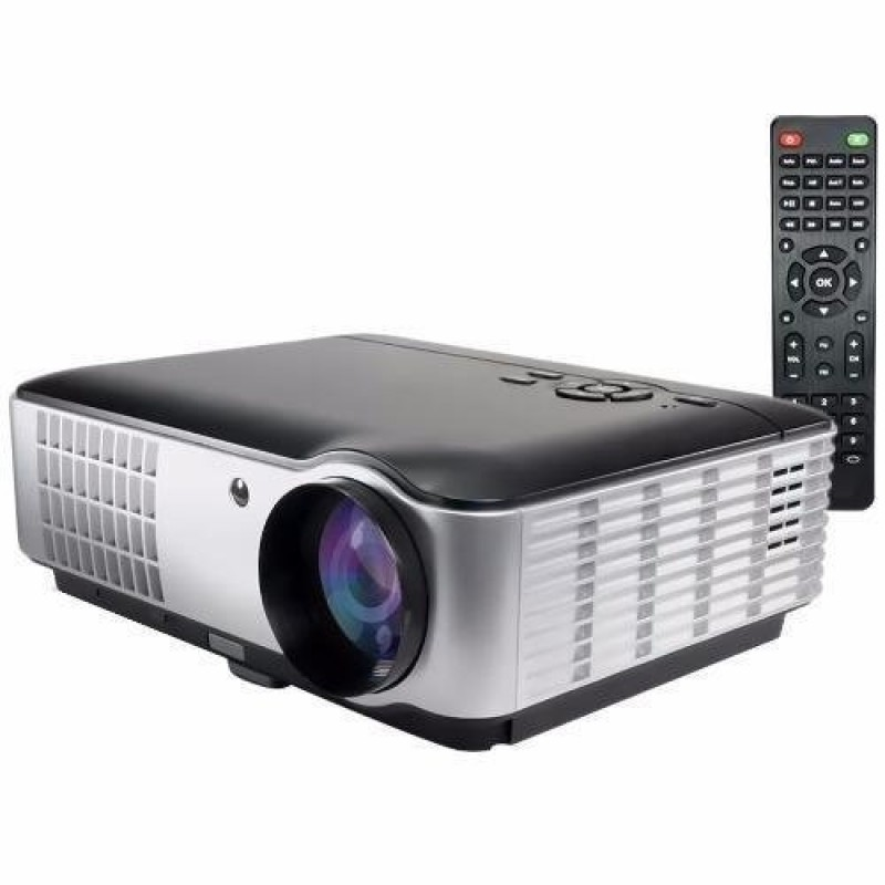 Conceptum RD-806 LED - 1280x800 - 2800 Lumens HDMI Media Player HD Projector