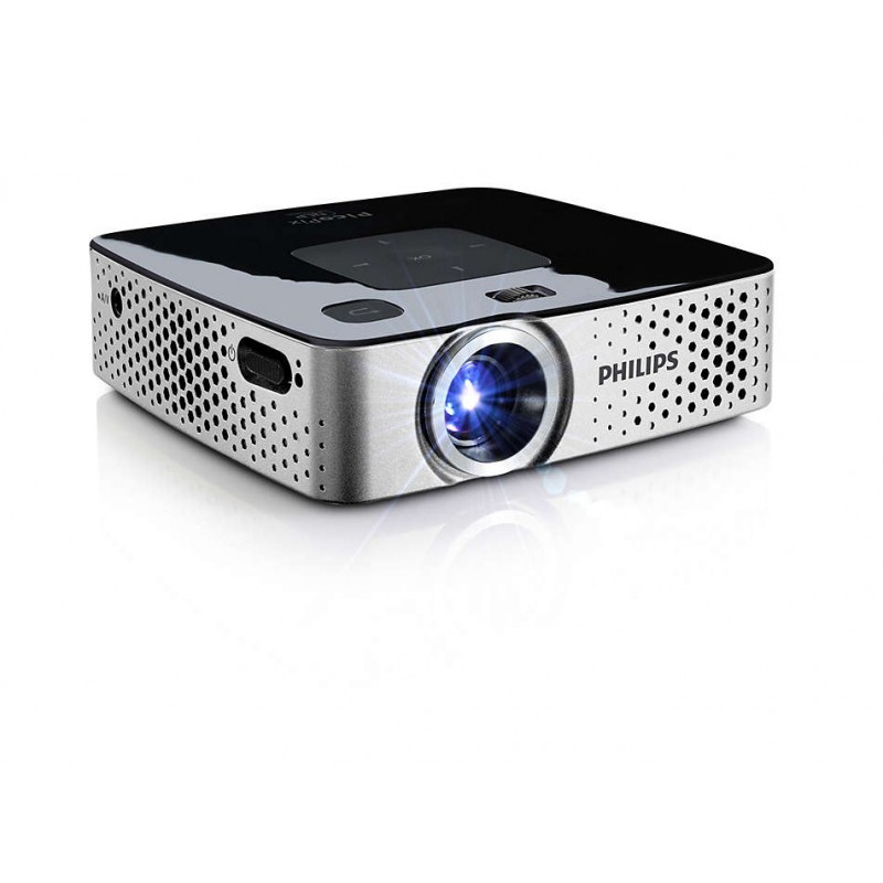 Philips PPX3417 PicoPix Go PLUS WIFI, USB Media Player, Mini DLP Projector