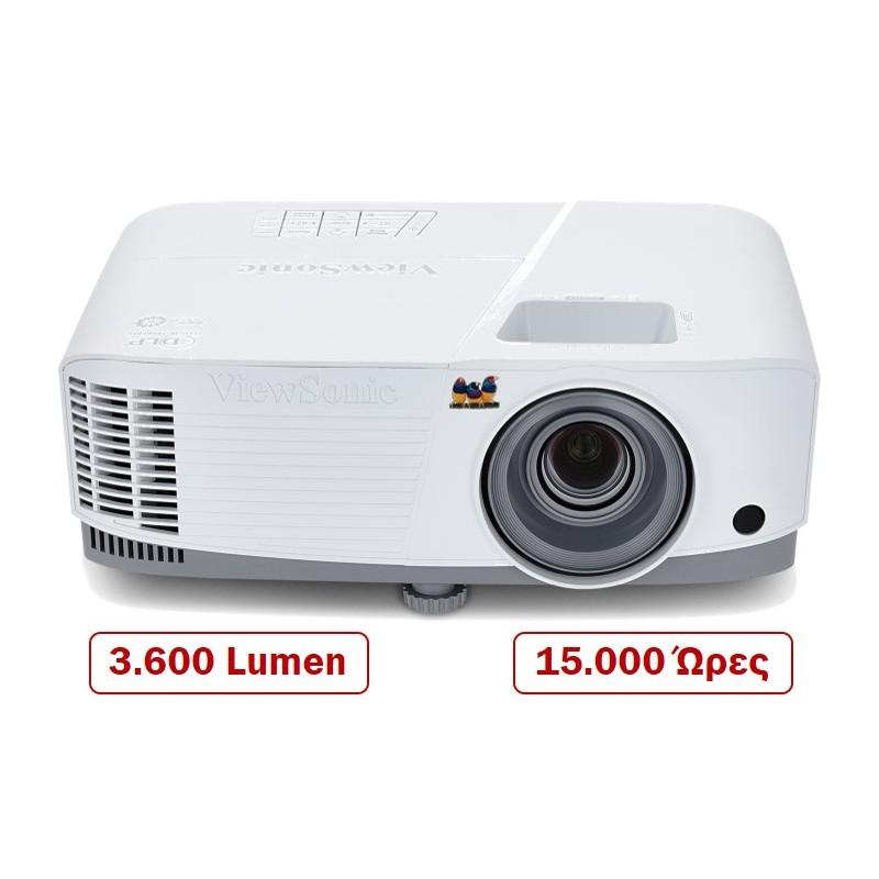 Viewsonic PA503SP Βιντεοπροβολέας Projector DLP - 3600 Lumens
