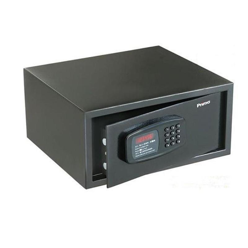PRIMO 2042 MTER Χρηματοκιβώτιο Ηλεκτρονικό Motorized 20X42X37 Μαύρο (40.003)