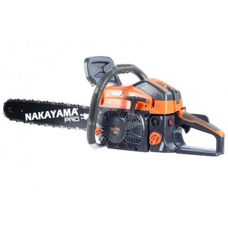 Nakayama PC 6600 Αλυσοπρίονο Βενζίνης 3.8 HP (026259)