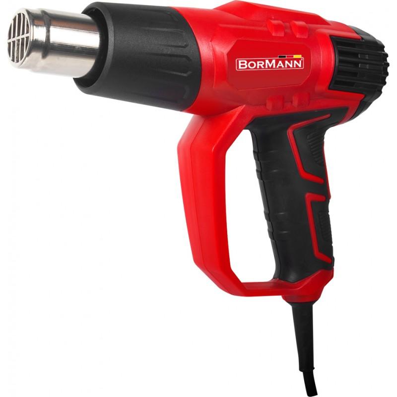 98976f69a0 BORMANN BHG 2000 Πιστόλι Θερμού Αέρα 2000W με Βαλιτσάκι Μεταφοράς (015079)