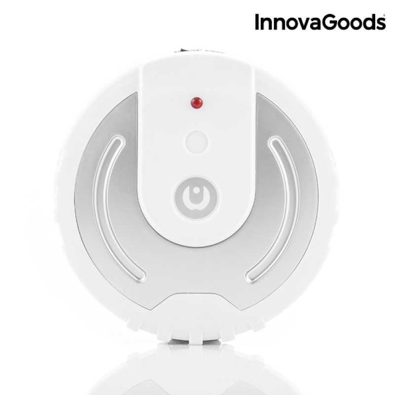 InnovaGoods Robot Floor Cleaner Λευκή (01008007)