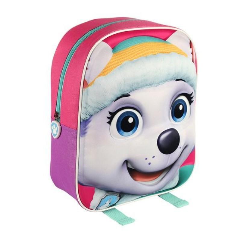12eb9ecb5f2 Σχολική Τσάντα 3D Everest Paw Patrol (Περιπολία Σκύλων)
