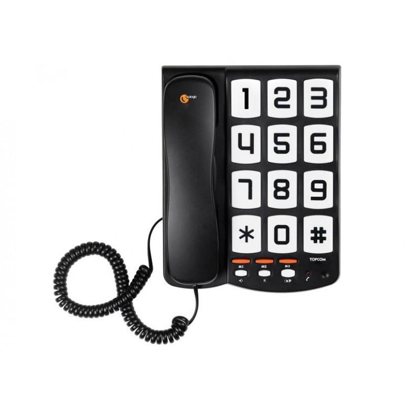 Μπορείτε να συνδέσετε ένα τηλεφωνικό τηλέφωνο με τους μετρουπολογιστές