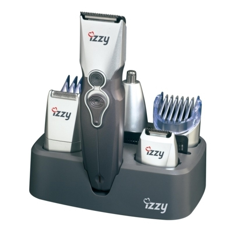 IZZY PG 100 Σετ Ανδρικής Περιποίησης PG 100 (Επαναφορτιζόμενη Κουρευτική  Μηχανή) 0fa1a58e75c