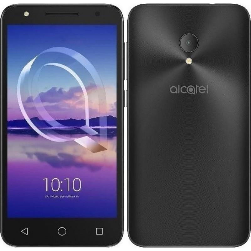 "Alcatel U5 5047U Premium 4G, 5"" Dual Sim, 2GB RAM/ 16GB ROM,  Android Smartphone Black"